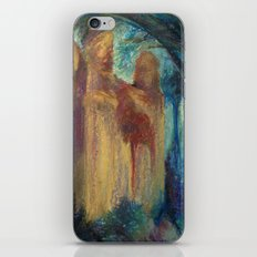 Abstract Landscape IV iPhone & iPod Skin