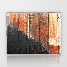 Wooden Lines Laptop & iPad Skin