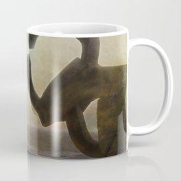 Peine del Viento (Eduardo Chillida) Coffee Mug