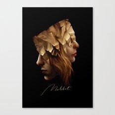 Makbet Canvas Print
