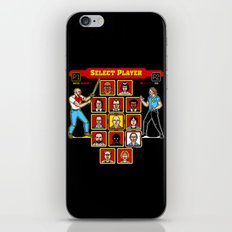 8 Bit Pulp iPhone & iPod Skin