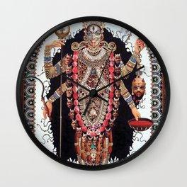 Hindu - Kali 8 Wall Clock