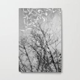 Nothing Written in the Sky Metal Print