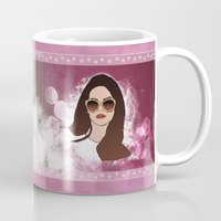lana Mugs featuring LANA by Share_Shop