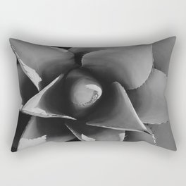 Beautiful Agave plant in Big Bend National Park Rectangular Pillow