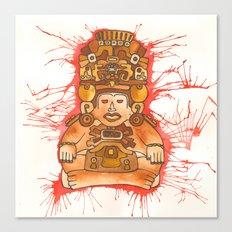 MEX Canvas Print