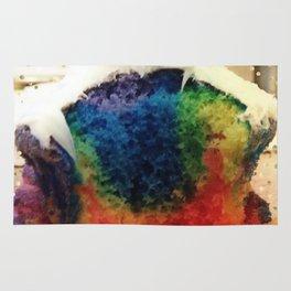 Tie Dye Cupcake Rug