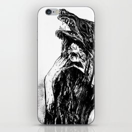 The Beast Within iPhone Skin