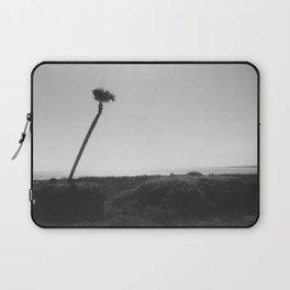 Crooked Palm Tree Laptop Sleeve
