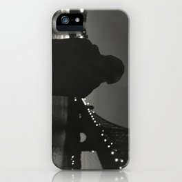 Vacant iPhone Case