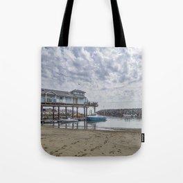 Fishing Haven. Tote Bag