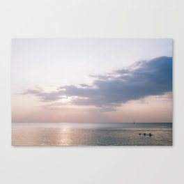 Phuket Island Sunset Canvas Print