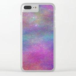 Shine Bright Clear iPhone Case