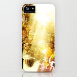 Dancing Fairies iPhone Case