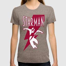 Starman: a new superhero is born T-shirt