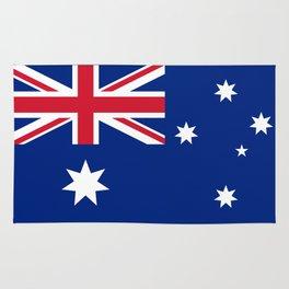 Australian flag, HQ image Rug