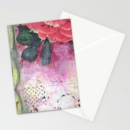 Life, It's Rich Stationery Cards