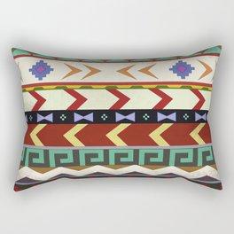Dreamwalker Pattern Rectangular Pillow