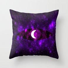 NightVale NightSky Throw Pillow