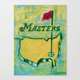 Augusta's Logo Canvas Print