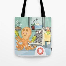 """""""O"""" Tote Bag"""