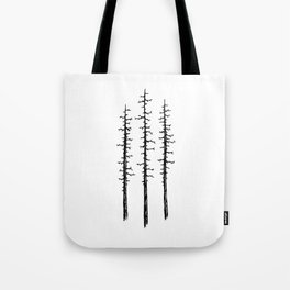 Pines Tote Bag