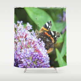 Butterfly XII Shower Curtain