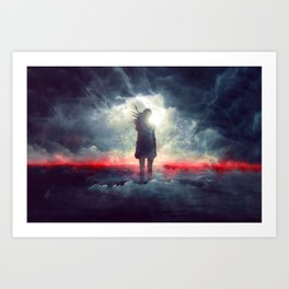 Reminiscence Art Print