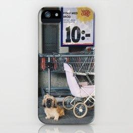 No. 4 iPhone Case