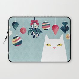 Mistletoe? Laptop Sleeve