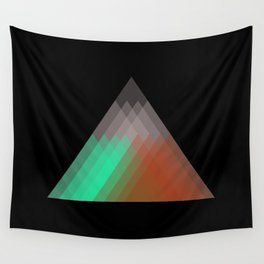 The Heart of the Mountain Wall Tapestry