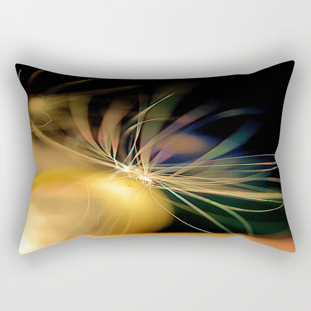 Day Of The Triffids Rectangular Pillow RPW769369