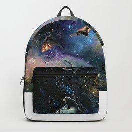 Scream of a Great Bat Backpack