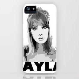 Patti Boyd iPhone Case
