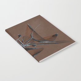 Stone Curve Abstract Notebook