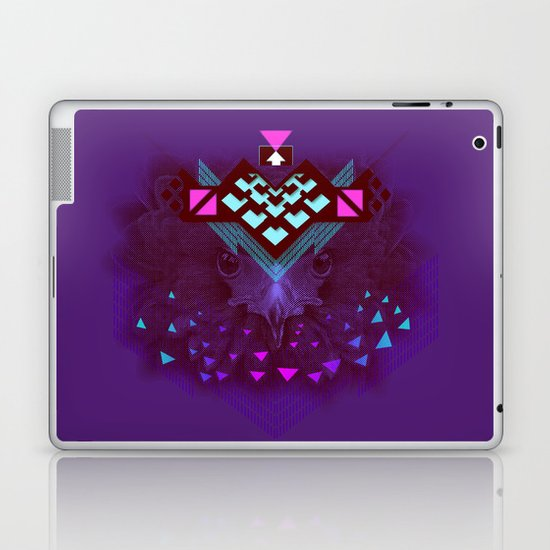 ::Space Bird:: Laptop & iPad Skin