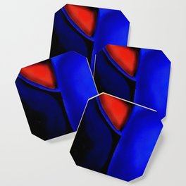 Abstraction in Lapis and Red Coaster