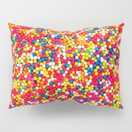 Round Sprinkles Pillow Sham