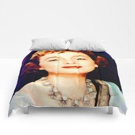 Olivia de Haviland, Vintage Actress Comforters