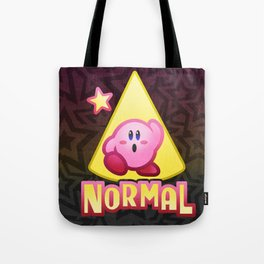 Kirby Normal Tote Bag