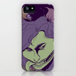 Manticorum iPhone Case