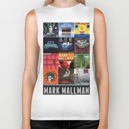 Mark Mallman - Album Compilation Biker Tank