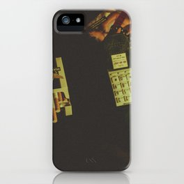 badhabits. iPhone Case
