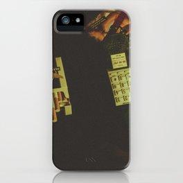 badhabits. iPhone Case