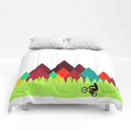 MTB Trails Comforters