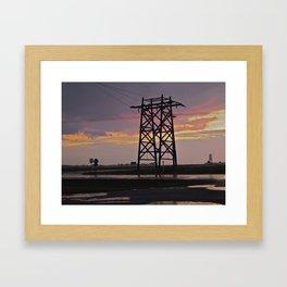 Nashville, 2012 Framed Art Print