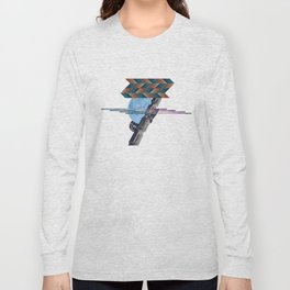 2001 a space odyssey Long Sleeve T-shirt
