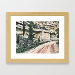 San Pau Framed Art Print