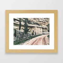 San Pau Framed Art Print