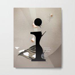 Eroticism Metal Print